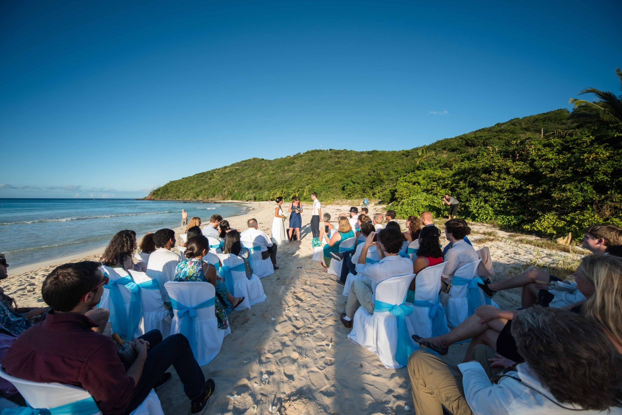 Culebra, Puerto Rico wedding