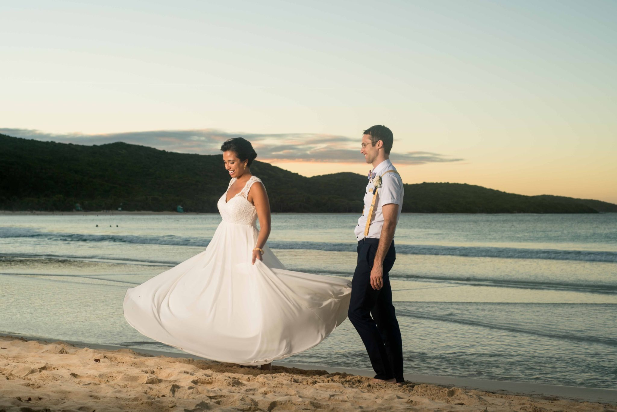 Couples photography destination wedding