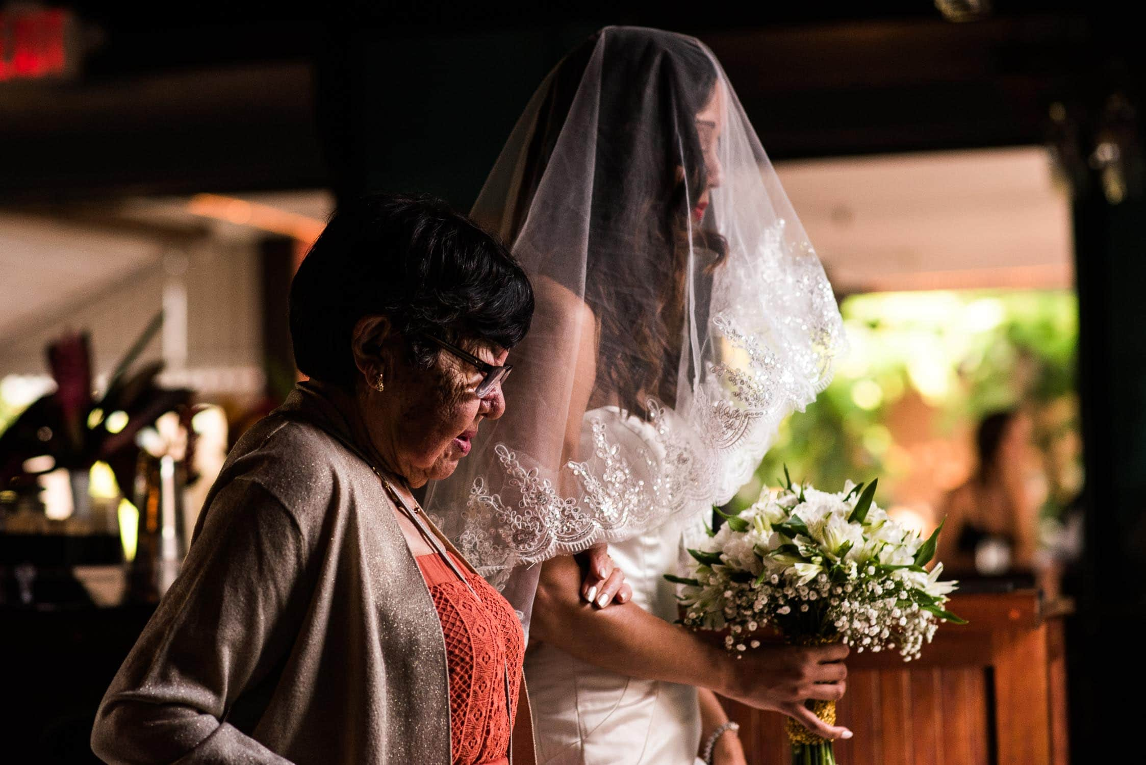 Family photography from wedding day